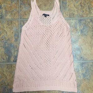 Women's knitted tank top by American Eagle